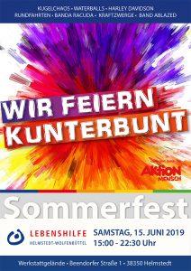 Sommerfest @ WfbM Beendorfer Straße | Helmstedt | Niedersachsen | Deutschland