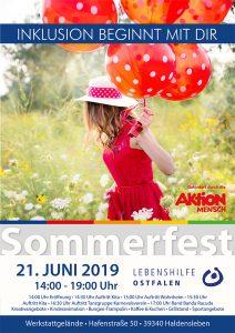 Sommerfest @ WfbM PRO | Haldensleben | Sachsen-Anhalt | Deutschland