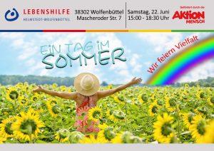 Sommerfest @ WfbM Mascheroder Straße | Wolfenbüttel | Niedersachsen | Deutschland